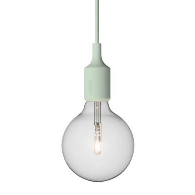 E27 LAMPE VERT CLAIR