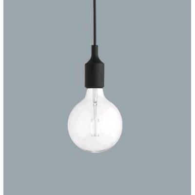 E27 LAMPE BLACK-LED