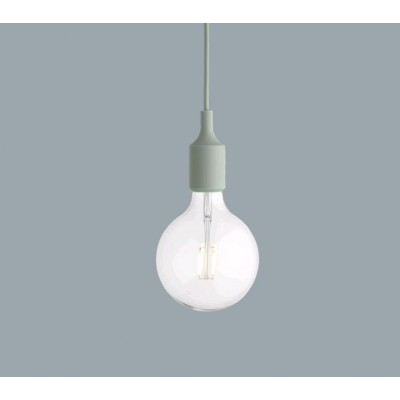 E27 LAMPE LIGHT GREEN-LED