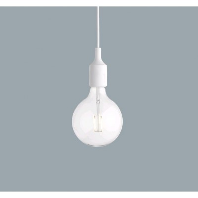 E27 LAMPE WHITE LED