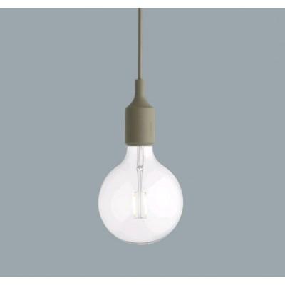 E27 LAMPE OLIVE-LED