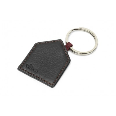 KEY RING HOUSE BLACK