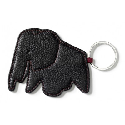 KEY RING ELEPHANT NERO