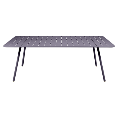 TABLE LUXEMBOURG 207CM PRUNE