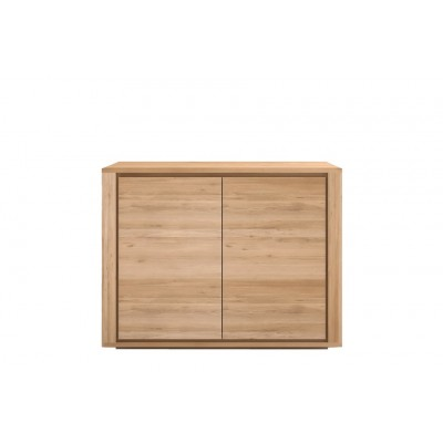 DRESSOIR SHADOW 2 PORTES CHENE