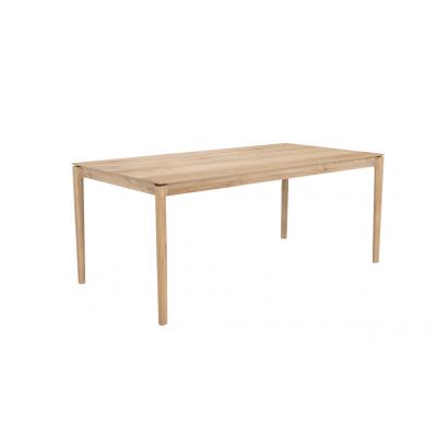 Oak Bok dining table 180x90