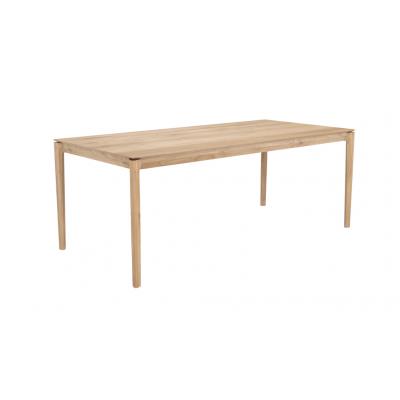 Oak Bok dining table 200x95