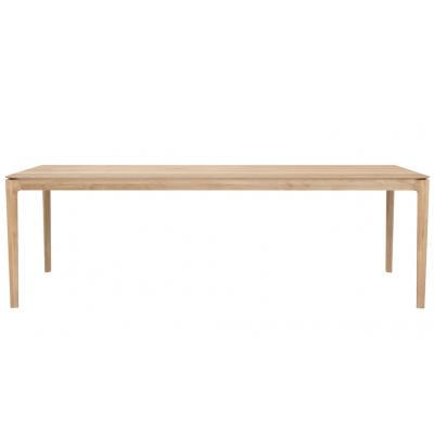 Oak Bok dining table 240x100