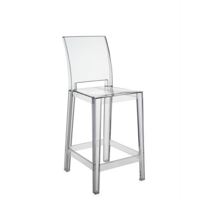 ONE MORE PLEASE TABOURET CRISTAL HT 65