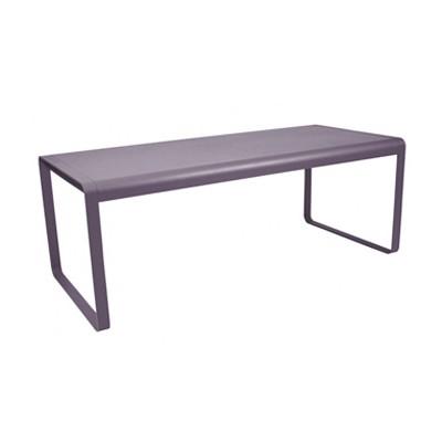 TABLE BELLEVIE PRUNE