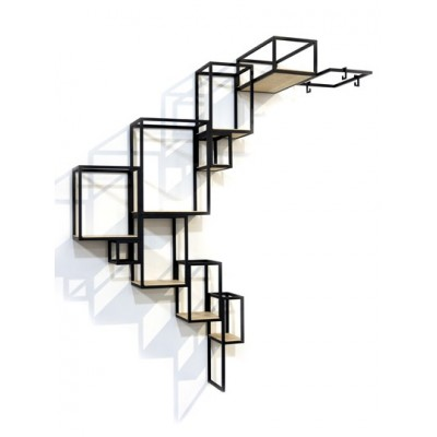 ETAGERE MURALE JOINTED