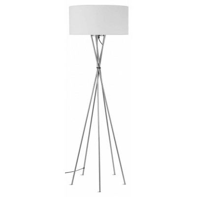 FLOOR LAMP IRON LIMA 145X60X30 LIGHT GREY