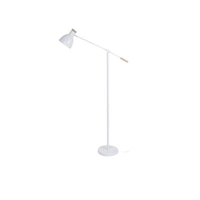 LAMPADAIRE STARK MAT METALLIQUE BLANC