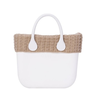 O' BAG MINI TRIM LANA TERCCINA SABLE