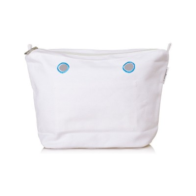 O' BAG MINI INNER BAG WHITE