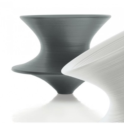 SPUN CHAIR GRIS ANTHRACITE