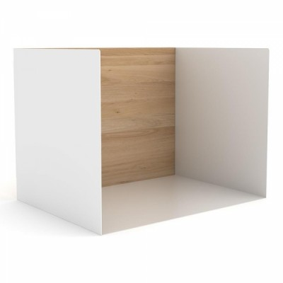 U SHELF SMALL WHITE