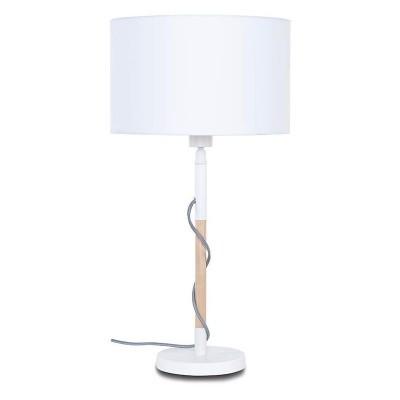TORONTO LAMPE DE TABLE BLANC