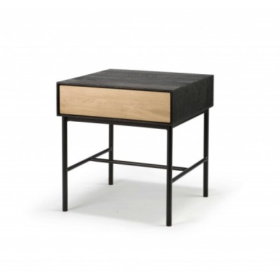 TABLE DE CHEVET BLACKBIRD - 1 TIROIR