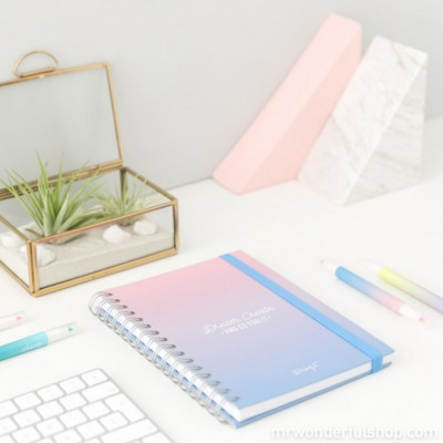 PLANNER - DREAM CREATE AND GO FOR IT
