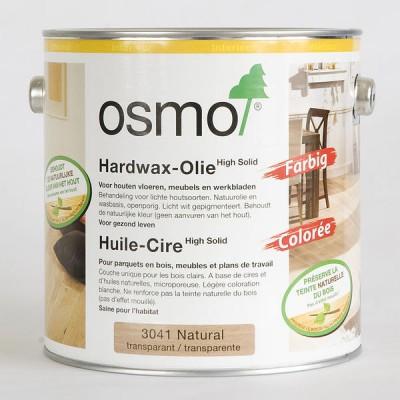 Ethnicraft Hardwax oil natural mat (3062) - 750 ml