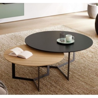 TABLE DE SALON KABI 80 cm