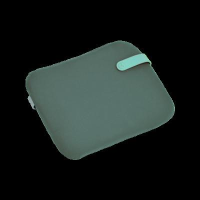 Galette Color Mix pour chaise Bistro - Vert safari