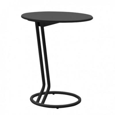 TABLE BOGGIE NOIR 45 CM