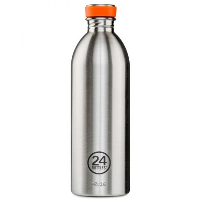 URBAN BOTTLE 100 CL STEEL