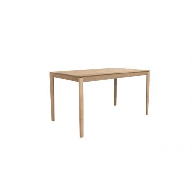 TABLE BOK EN CHENE 140X80X76