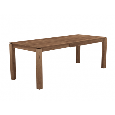 TABLE TECK SLICE EXTENSIBLE - 140/220X90X76