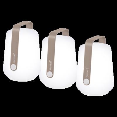 BALAD LOT 3 LAMPES H12 MUSCADE