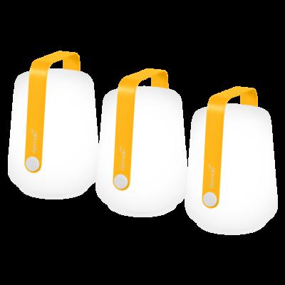 BALAD LOT 3 LAMPES H12 MIEL