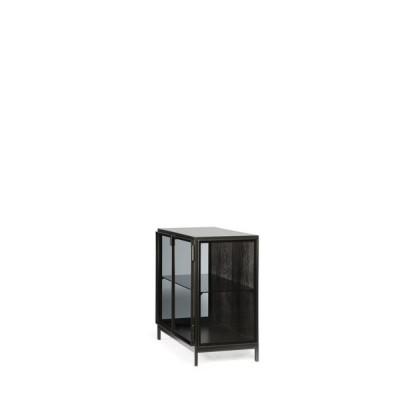 Anders black sideboard - 2 doors