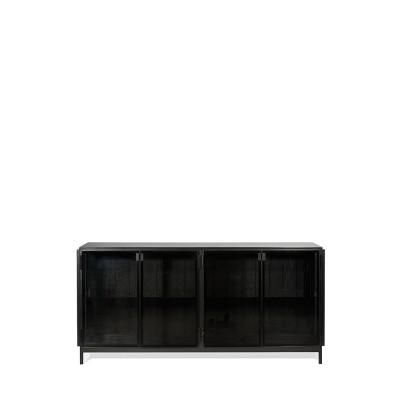 Anders black sideboard - 4 doors