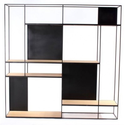 ETAGERE RUBIC 180*180 NATUREL
