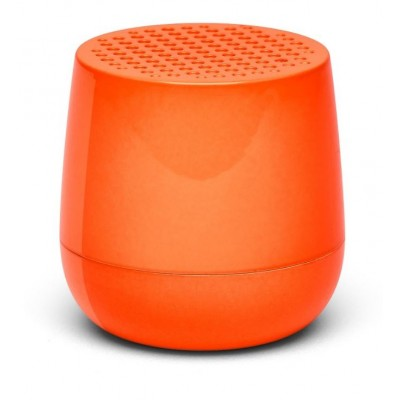 LEXON MINO SPEAKER ORANGE GLOSSY