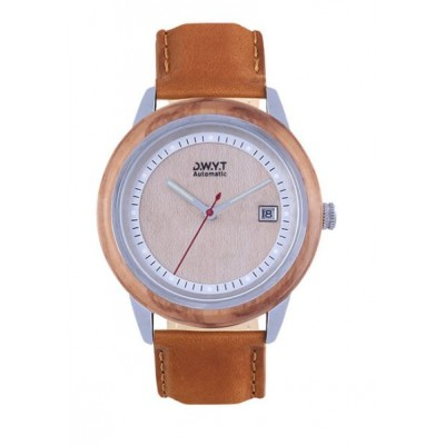 MONTRE MORNING MOOD CLASSIQUE MARRON TABAC