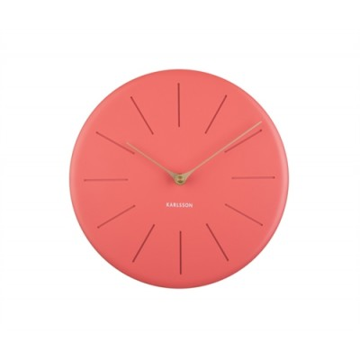 HORLOGE SOLE TRAITS CORAIL