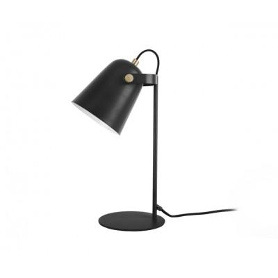 LAMPE DE BUREAU STEADY NOIR
