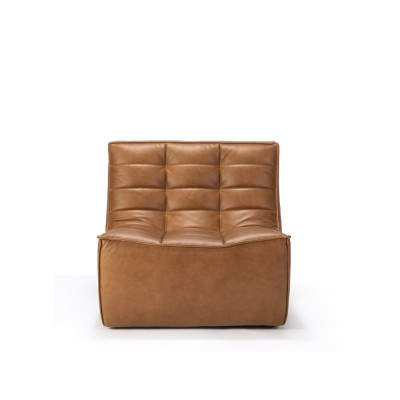 N701 SOFA - 1 PLACE - OLD SADDLE