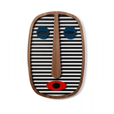 MASQUE AFRICAIN MODERNE -1 SMALL