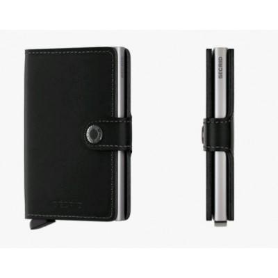 PORTE-CARTES MINIWALLET ORIGINAL BLACK