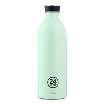 URBAN BOTTLE 100 CL AQUA GREEN