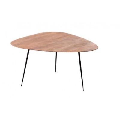 TABLE BASSE EFRAN 80X80