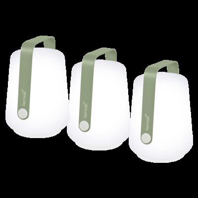 BALAD LOT 3 LAMPES H12 CACTUS