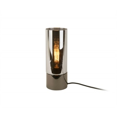 LAMPE A POSER LAX GUN METAL MIRROR FINISH