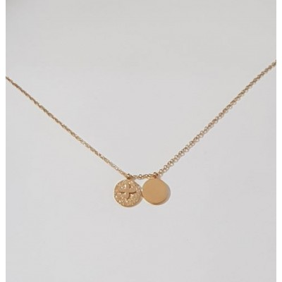 COLLIER-NECKLACE - COURT - SHORT
