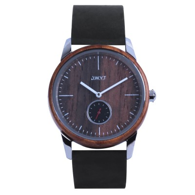 MONTRE VOLCANO TALANG CUIR GRAINE PANTHERE