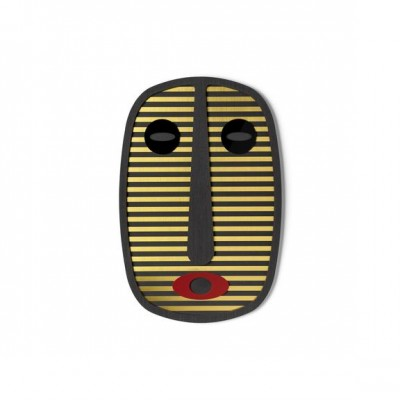 MASQUE AFRICAIN MODERNE -2 SMALL